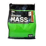 OUTLET ON SERIOUS MASS 12 LBS CHOCOLATE PEANUT BUTTER BOLSA ROTO CAD 07/20